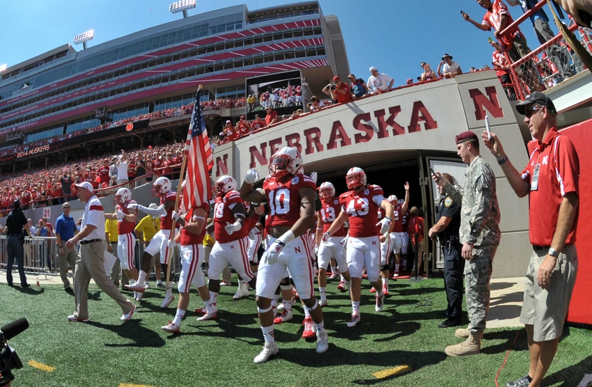 Husker Coach Mike Riley's press conference on 2015 Recruits