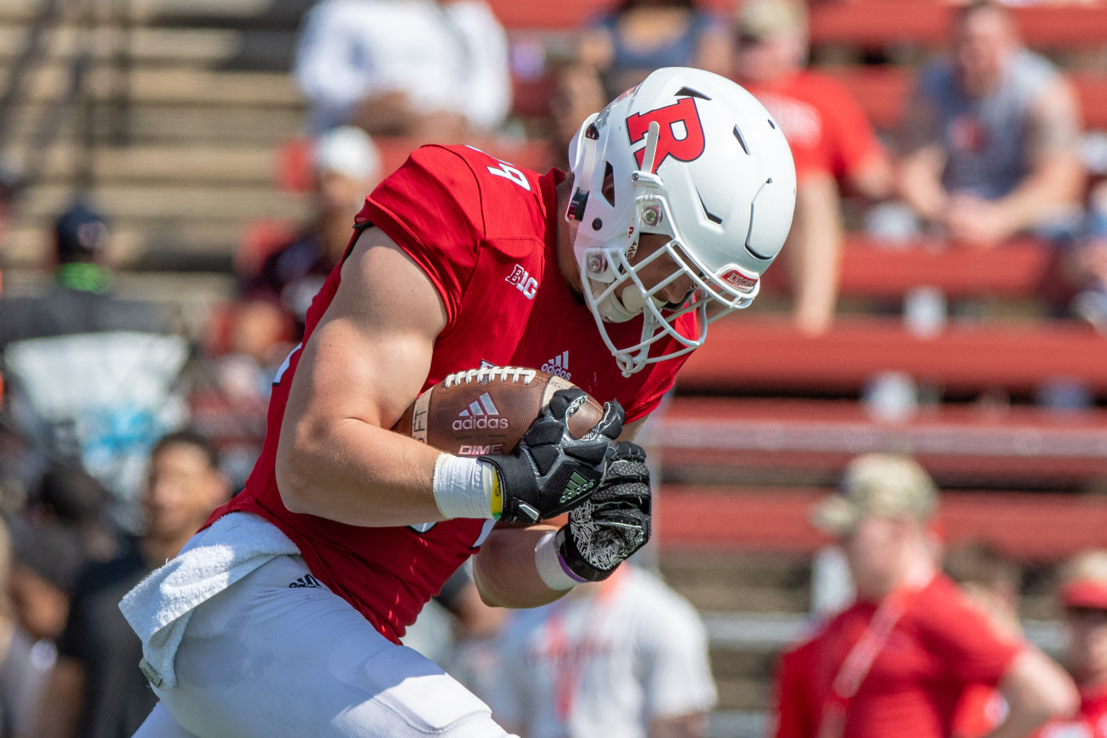 Nebraska Football: Tight end competition heating up for 2020