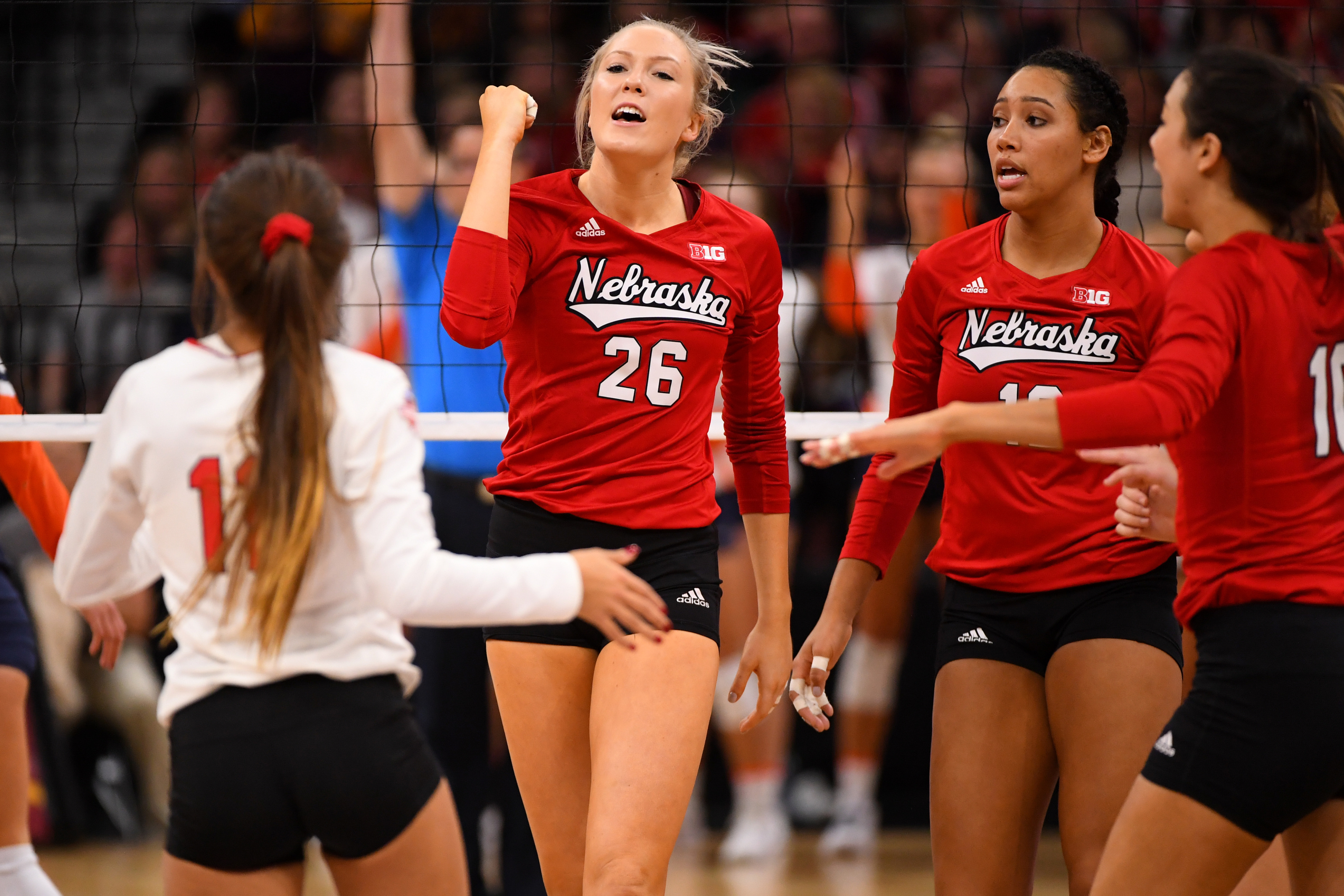 Nebraska Volleyball Roster Loaded For Next Two Years